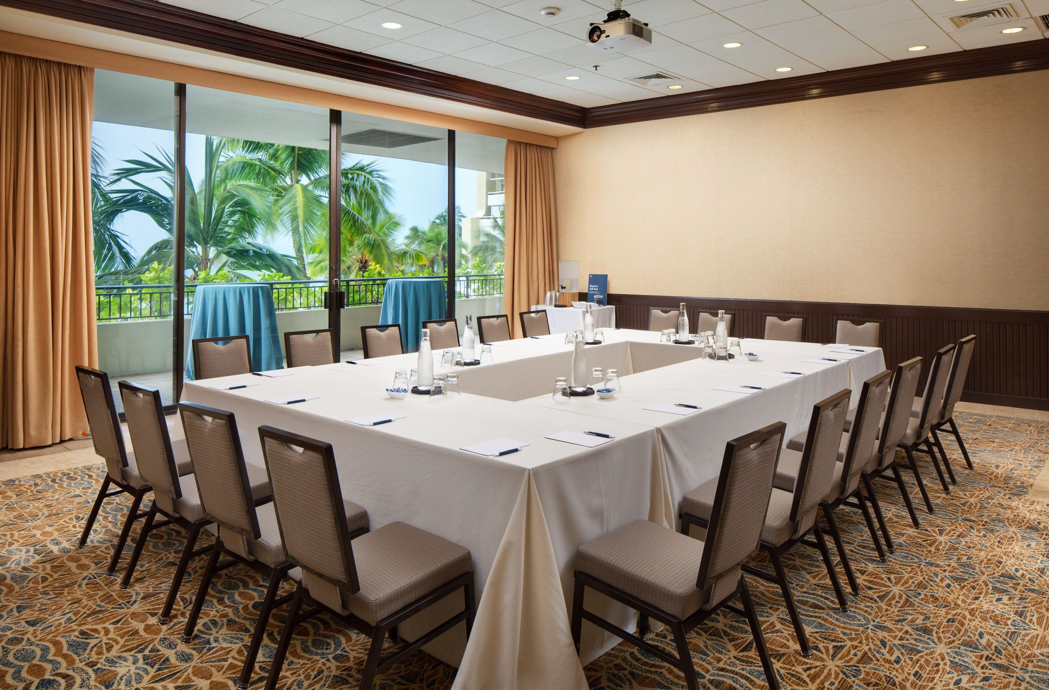Sheraton Waikiki Hotel - Meeting Room